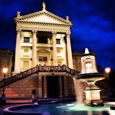 City hall of Winterthur #swissspots
