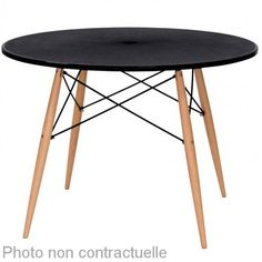 table ronde hauteur 60 cm