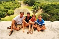 Belize is Top Spot for Family Travel
