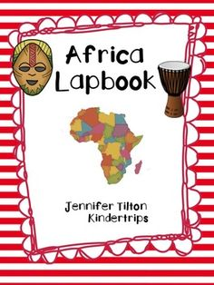 Your students will enjoy learning about Africa while creating this lapbook. I have included 5 lessons for topics which include: African  Geography, Culture, Economy, Interesting Facts/History and Animals. Each lesson has a reading passage and a piece to complete for the lapbook.