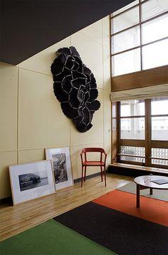 Le Corbusier Bouroullec Apartment at Cite Radieuse, Marseille