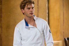 Jeremy (Daniel) en una escena de Fallen