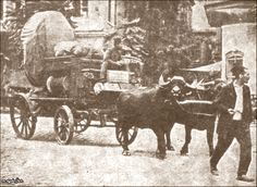 Balkan Savaşı sırasında çekilmiş bir fotoğraf: seyyar telgrafhane