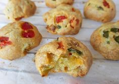 The Kitchen Food Network, Food Network Recipes, Baked Potato, New Baby Products, Muffin, Favorite Recipes, Breakfast, Ethnic Recipes, Savoury Pies
