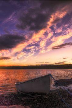 Boat | ボート | Bateau | лодка | Barca | Barco | Sailing | Navegación | セーリング | Départ | парусник | Vela | by Ole Henrik Skjelstad