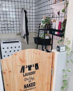 New Bath Room Design Small Rustic Laundry Rooms Ideas Outdoor Laundry Rooms, Rustic Laundry Rooms, Tiny Laundry Rooms, Laundry Room Design, Ikea Laundry, Small Space Living, Small Rooms, Small Spaces, Home Room Design