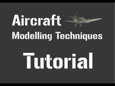 ▶ Aircraft Modelling Techniques Part 1 - Building & Painting The Cockpit - YouTube
