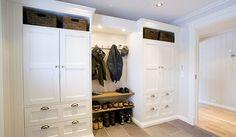 skap til garderobe i gangen - Google-søk