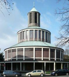 Otto Bartning - Resurection church Auferstehungskirche_Essen.jpg (538×600)