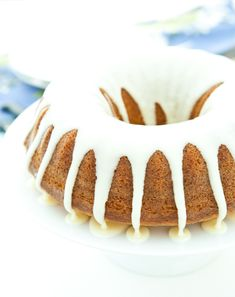 OJ Cake! - Just replace the water in the recipe with OJ... it's that simple :)