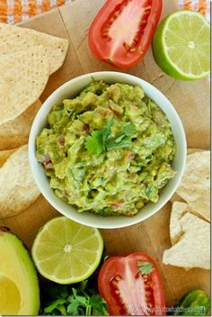 Secret Ingredient Guacamole Recipe!  It's so fresh you will never be able to eat guacamole without it again!