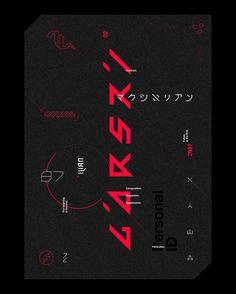 Poster 02 by Ilian Górski Graphic Design Lessons, Graphic Design Posters, Graphic Design Illustration, Graphic Design Inspiration, Typography Design, Lettering, Graphisches Design, Layout Design, Logo Design