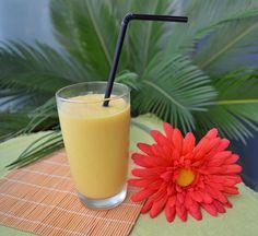 Batido de mango: con vitaminas A, C y antioxidantes