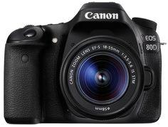 Test complet : Canon EOS 80D, premier de la classe