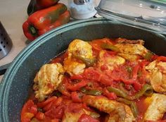 Denny Chef Blog: Pollo ai peperoni