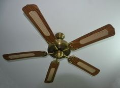 A ceiling fan only uses the air of room to circulate it and make it comfortable for you. It will not generate air like the air conditioning system. A ceiling fan can be an economic solution for your house. Black Ceiling Fan, Led Ceiling, Cyber Monday, Kitchen Fan, Seasoned Wood, Best Ceiling Fans, Do It Yourself Projects, Heating And Cooling, Cool Things To Make