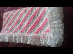 Kolay Bebek Battaniyesi Yapımı - YouTube