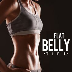 By following some simple tips, anyone can earn a flat belly. Read on for 10 tips that will help you get the flat belly you've always wanted.