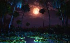 Moonlit Oasis (Illume) (2013)