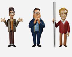Seinfeld Action Figures