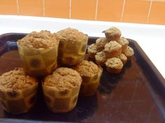 Banana Oat Bran Muffins
