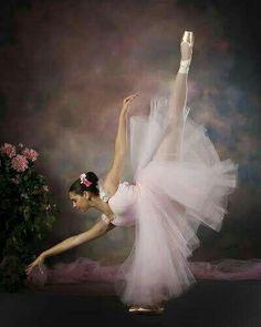 Stock Foto Ballerina in dance Ballerina Art, Ballet Art, Ballerina Dancing, Ballet Dancers, Ballerina Project, Shall We Dance, Just Dance, Dance Photos, Dance Pictures