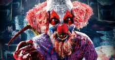'Clowns 3D Music by Slash' Maze Hits Halloween Horror Nights -- The former Guns and Roses guitarist has created a score for Universal Studio's new 'Clowns 3D' maze at Halloween Horror Nights, opening September 9. -- http://www.movieweb.com/news/clowns-3d-music-by-slash-maze-hits-halloween-horror-nights