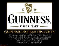 love the irish