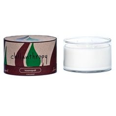 Coconut Soy Candle. The pink sands and blue water of Kaanapali are some of Hawaii's treasures, and the inspiration behind this tropical scent. Chilanthropy's all-natural soy candles feature an innovative organic denim twill wick and a 60 hour burn time. $36.00