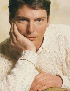 christopher reeve :)