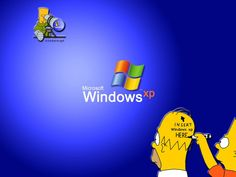 This is Funny Windows XP Parody