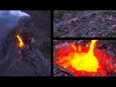 Volcanoes erupting on the Big Island of Hawaii - YouTube (haven't prescreened yet)