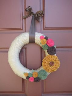 I could definitely make this for spring!
