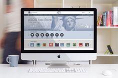 Ui Ux Design, App Store