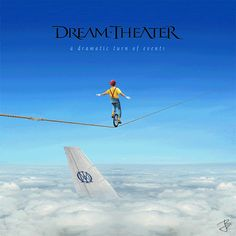 Dream Theater A Dramatic Turn of Events Animated
