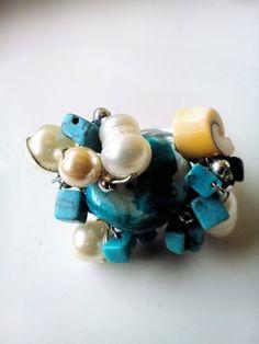 Handmade Ring JEWELRY SUMMER woman gift di MetamorfosiAmbulante, €12.00