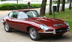 Classic Cars British, Jaguar E Type, Type 3, Hot Rods, Cool Cars, Dream Cars, Automobile, Vehicles, Classy