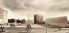 Gallery of SET Architects Win Bologna Holocaust Memorial Design Competition - 1