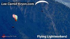 Live Kryon Channelling - MOUNT BLANC EXCURSION CHAMONIX FRANCE