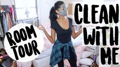 Clean With Me: Bedroom Routine   ROOM TOUR