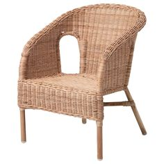 Ikea rattan children's chair $24.99, stackable and sweet.