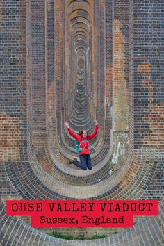The Ouse Valley Viaduct makes a great day trip from London. You can arrive by train to Balcombe and combine it with the Ardingly Reservoir walk. You can take some amazing Instagram worthy shots.
