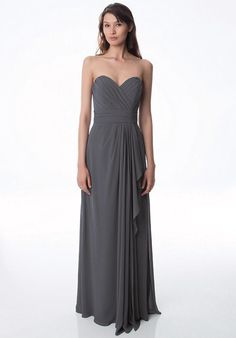 Bill Levkoff 978 Bridesmaid Dress photo