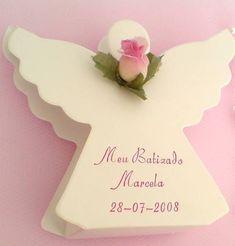 Cajitas con forma de ángel - Dale Detalles