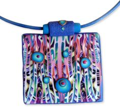 Variations on the Stroppel theme | Polymer Clay Daily- by Sue Corrie