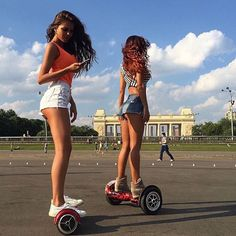 We provide the most affordable segway scooters online. Visit Hoverboards360.com to buy a #hoverboard today. Photo by smartway_kld