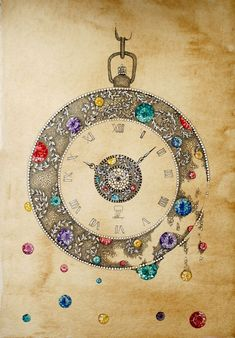 время Jewelry Illustration by Elena Limkina. WatchJewelry Illustration by Elena Limkina. Cute Jewelry, Boho Jewelry, Jewelry Art, Silver Jewelry, Vintage Jewelry, Fashion Jewelry, Silver Ring, Jewelry Rings, Handmade Jewelry