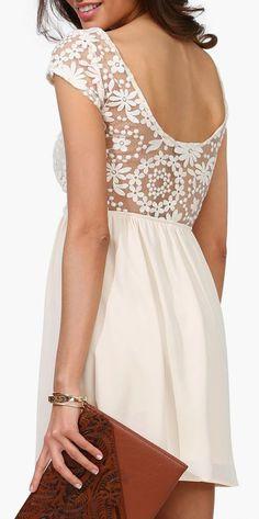 Allie Lace Dress