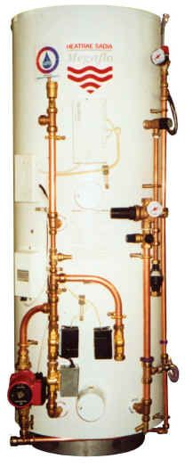 Unvented Hot Water Cylinder Unvented Hot Water Cylinder