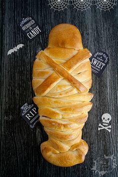 Brioche à la pâte à tartiner